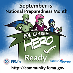 National Preparedness Month