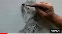 Drawing With Dust
